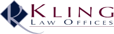 Kling law offices logo